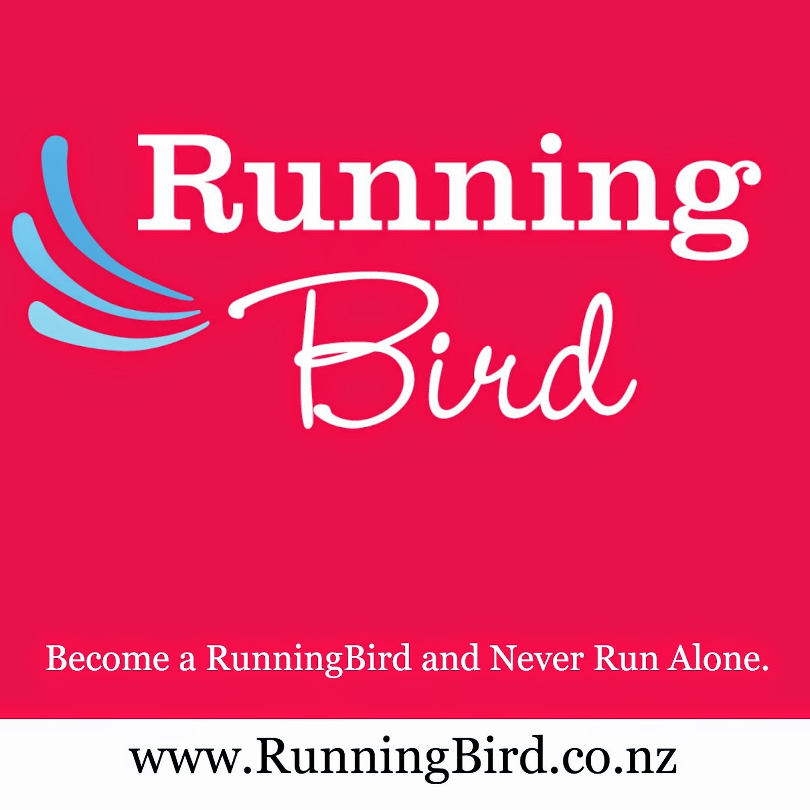 Become a RunningBird!