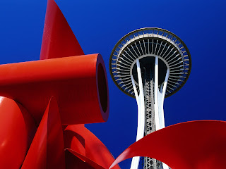 Seattle Space Needle, Washington Wallpapers