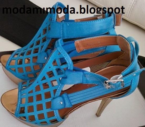 saks ayakkabı