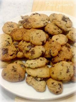 Dolcigolosità-Chocolate Chips Cookies