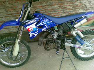 Yamaha Vega  Modified