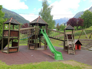 Soulution Coaching Silke Mekat Rio Stava Family Resort Tesero Spielplatz