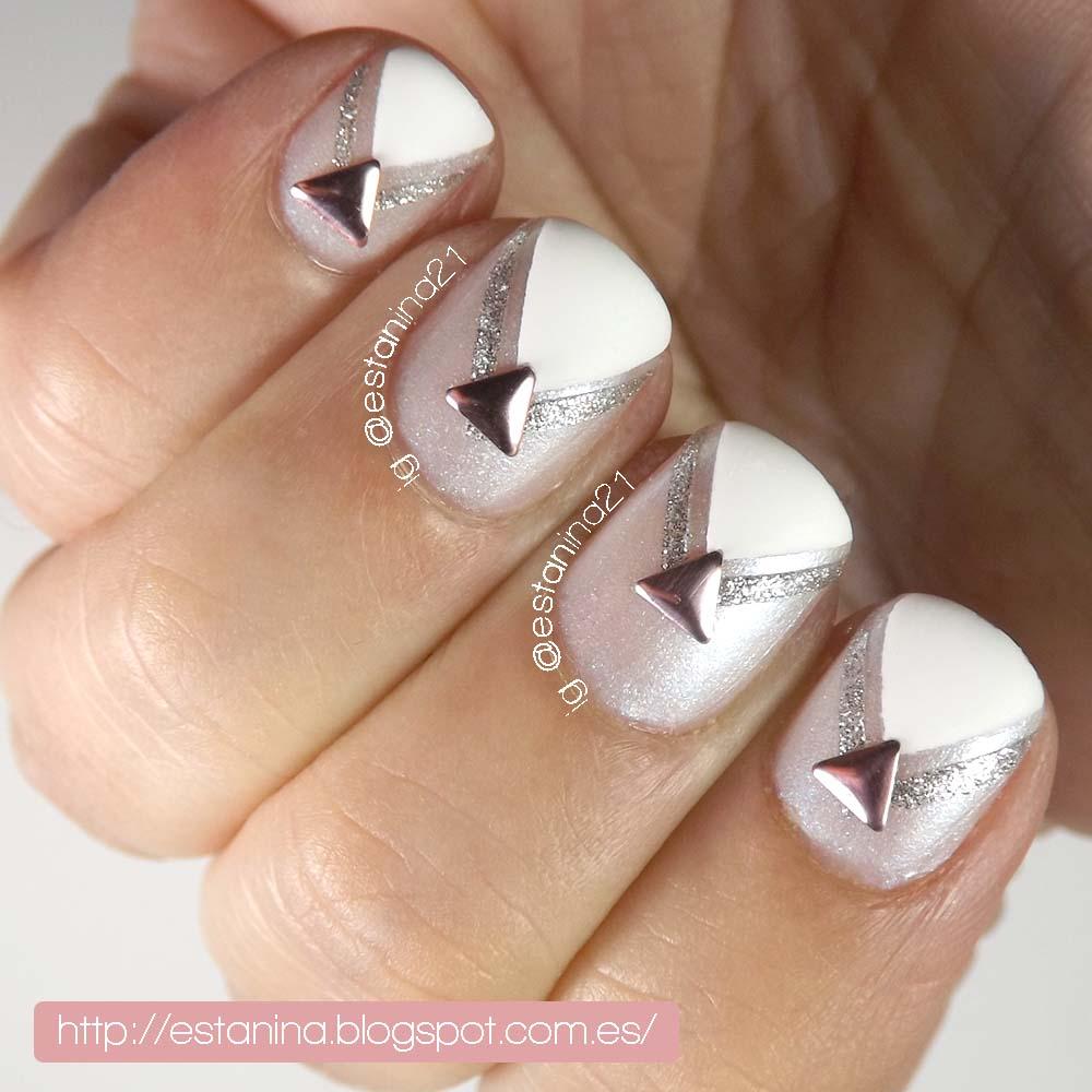 El encanto de las uñas blancas - Mi Stand de Uñas Decoradas