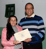 Para a aluna Tânia Maria de Azevedo, 52 anos, o curso foi uma importante oportunidade de qualificação