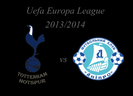 Tottenham Hotspur vs Dnipropetrovsk Europa League 2014