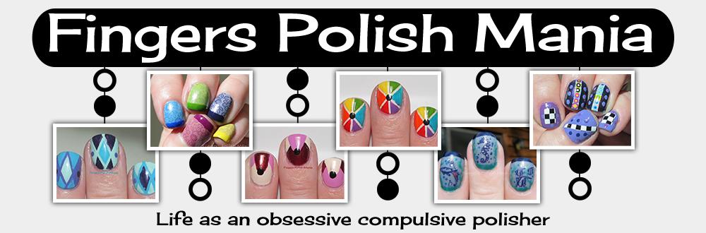Fingers Polish Mania