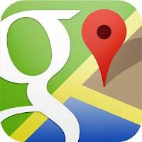 Coisas bizarras no Google Maps