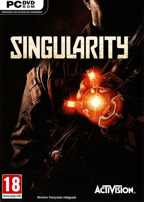 Singularity - Repack