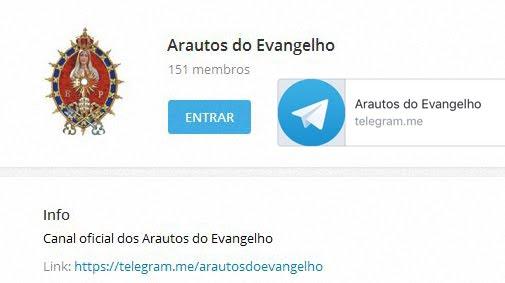 Telegram Arautos