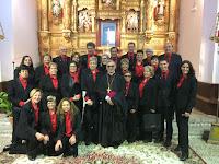 Arraigos musicales con el obispo en Migueláñez