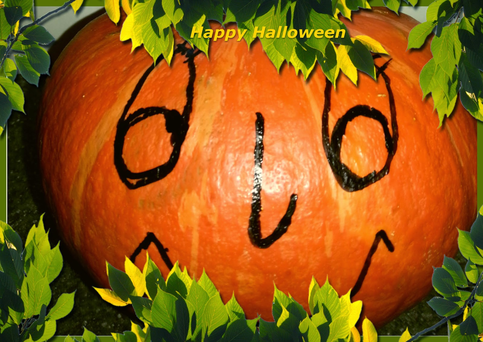 Happy Halloweenbild