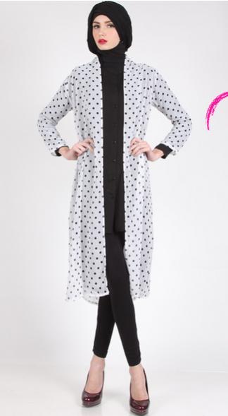 Contoh Foto Baju Muslim Modern Terbaru