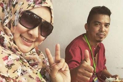 Memey Suhaiza Tak Terkejut Dengan Berita Abby Abadi Nak Kahwin Lagi
