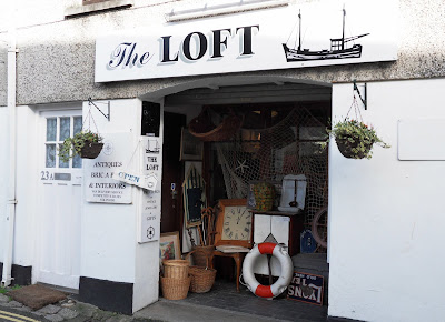 The Loft Mavagissey Cornwall