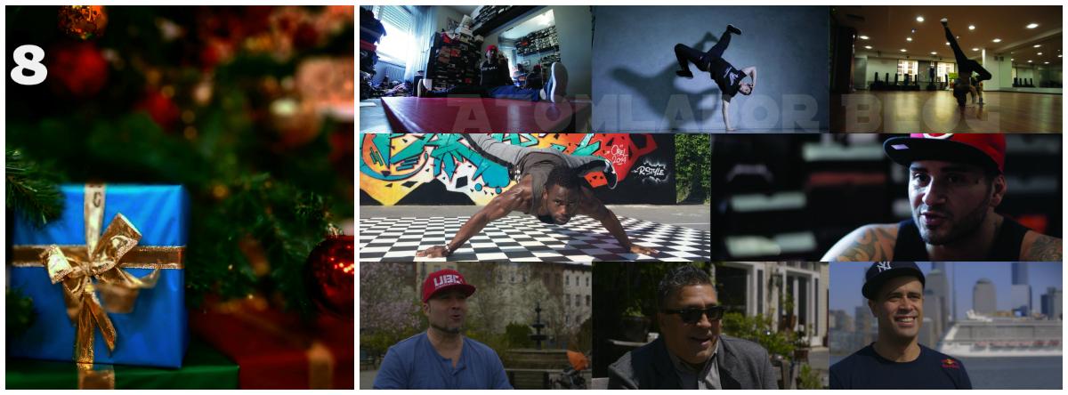 Die Geschichte des Breakdance - Atomlabor Adventskalender - Türchen 8 in Kooperation mit Arte Creative.