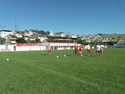 Esporte Clube Laranjal disputa final da Copa Integração neste domingo contra time de São João Nepomuceno