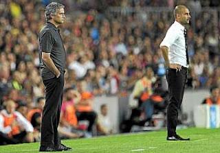 Mourinho iguala la mejor racha de Guardiola