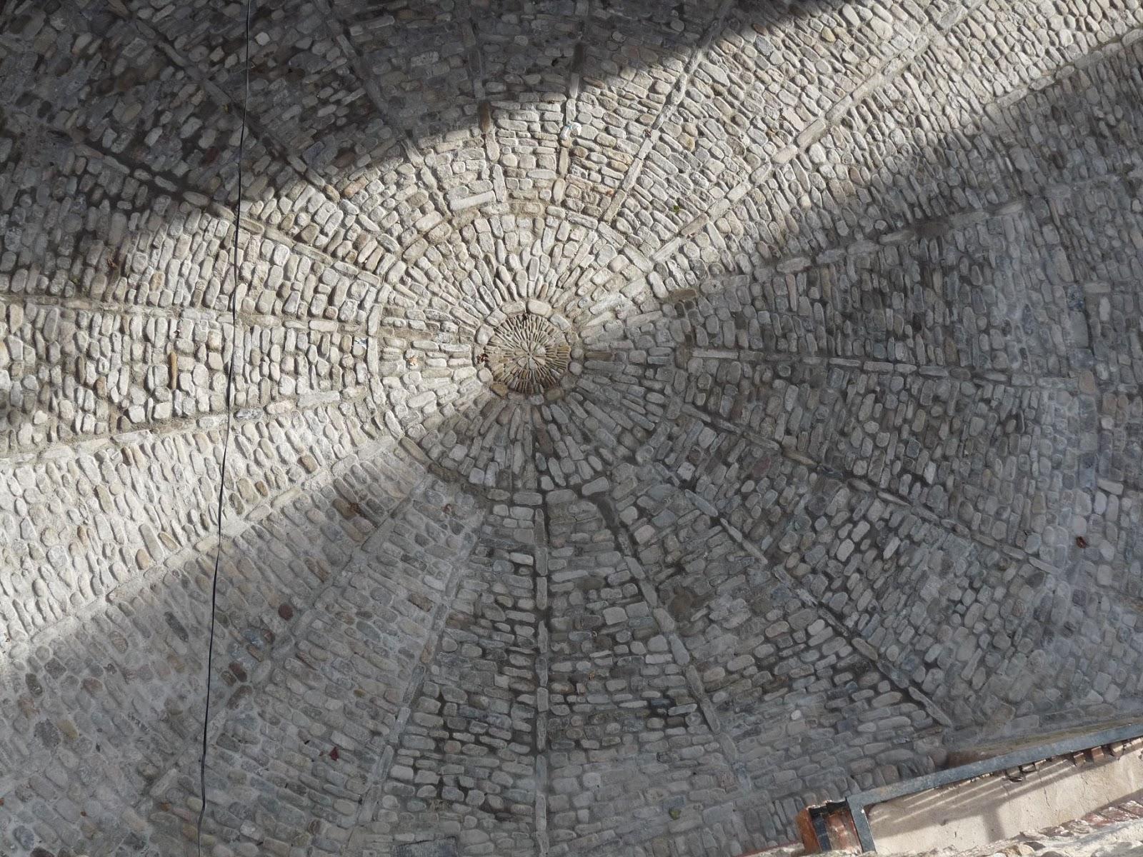 Vista desde lo alto de la Plaza de Cantarranas. San Román de Cameros