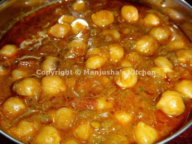 Chole (Chana) Masala Recipes — Dishmaps