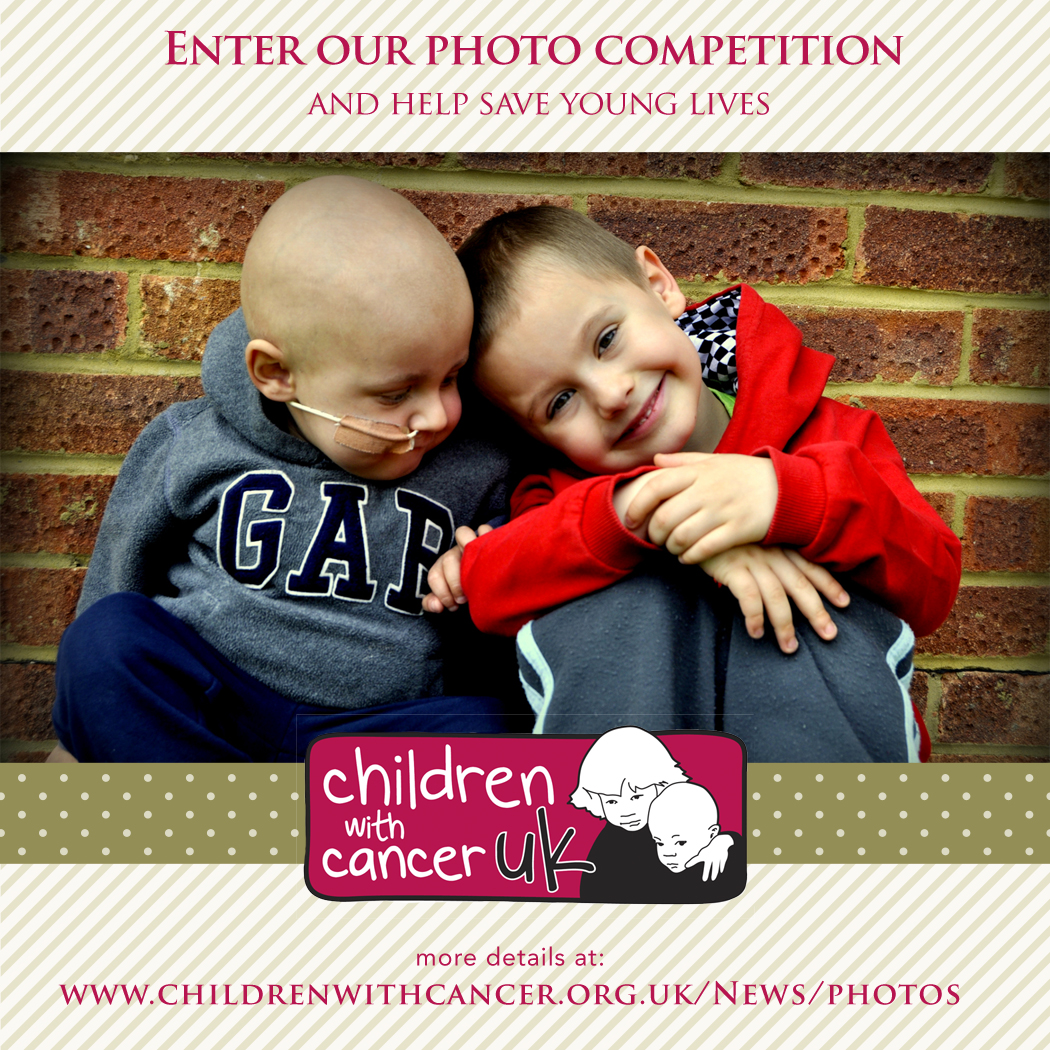 Little Bunny Photography supports Children with Cancer UK