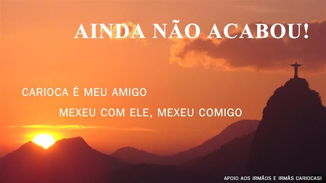 Sites do governo demostram seu apoio a protestos no RIO #SQN