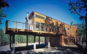 casas em madeira