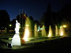 Plaza de Armas Angol