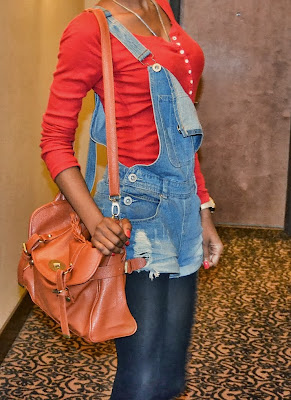 Mzcocoh's files, www.mzcocoh.blogspot.ca, Fall boots by Mzcocoh's files, Denim Overall