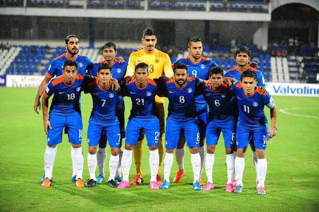 India beat Guam