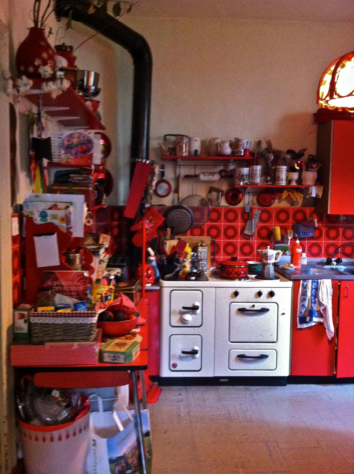 la Linea Rossa: La cucina più bella e rossa del mondo è quella di ...