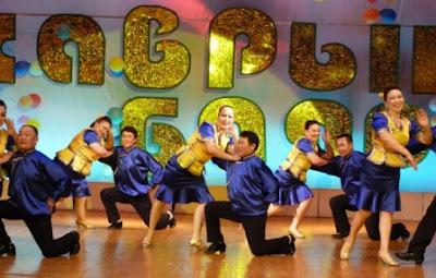 Хаврын баяр 2011. Праздник танца. Монголия.