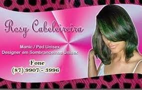 ROSY CABELEIREIRA