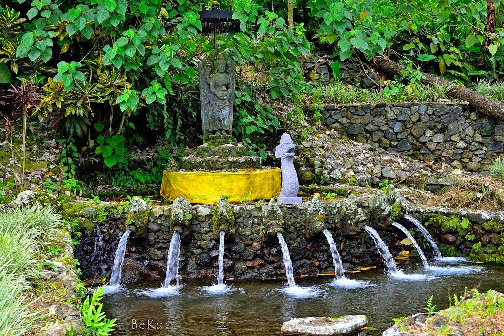mata air Sumber Beji, Glenmore