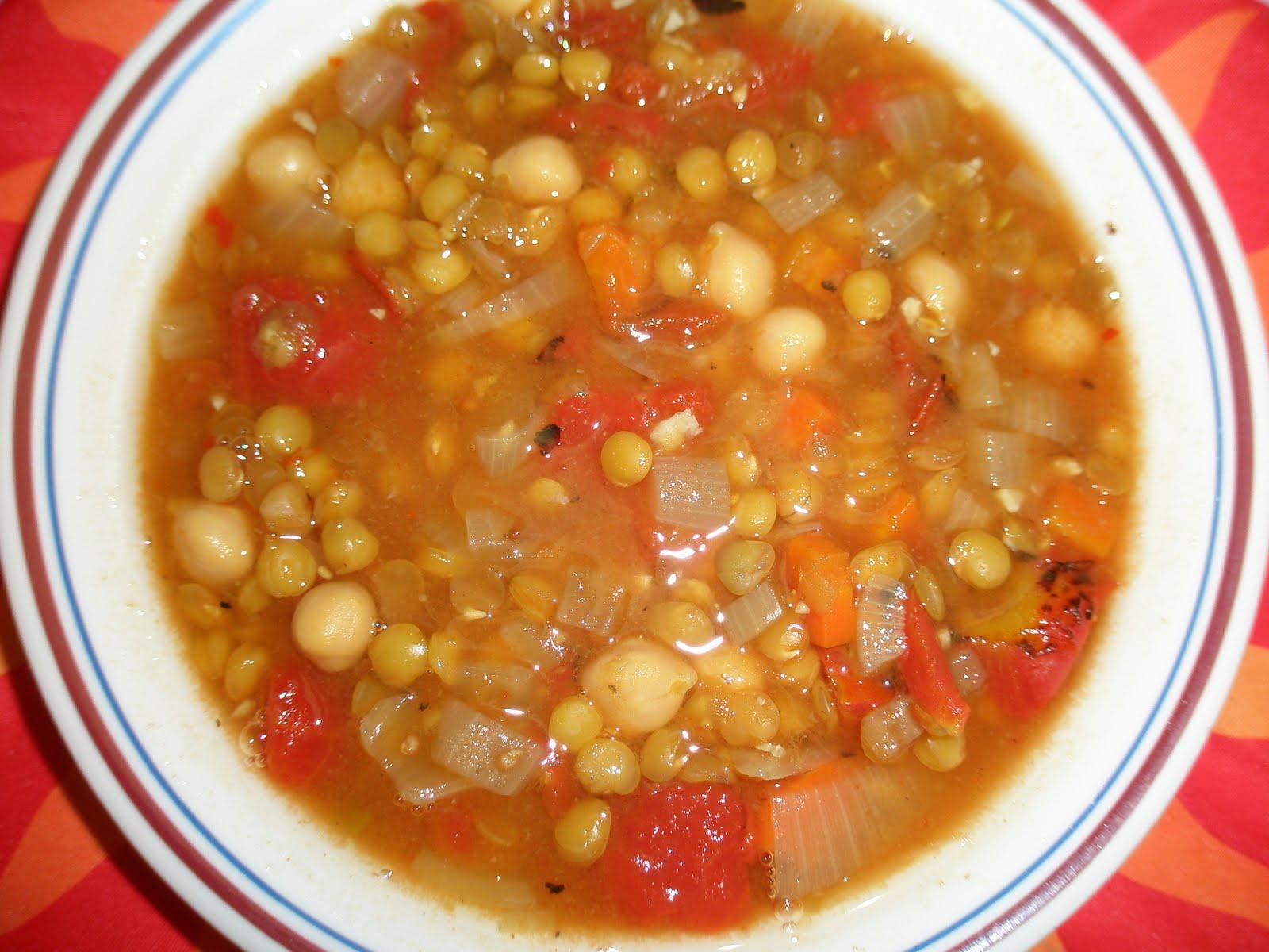 Moroccan Lentil Soup Recipes — Dishmaps