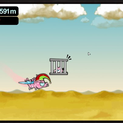 Flying Chops FLASH GAME