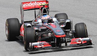 Gambar Mobil Balap F1 McLaren 03