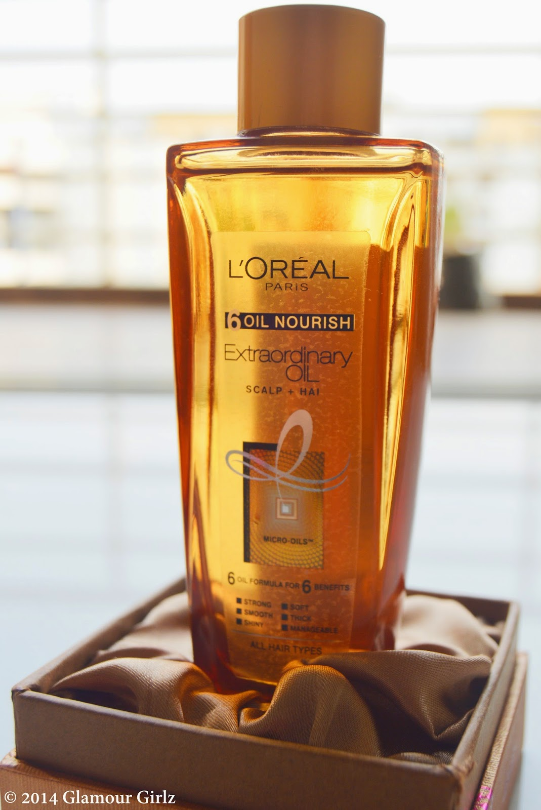 L'Oreal Paris 6 Oil Nourish Extraordinary Oil- Review