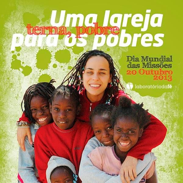 Outubro Missionário 2013 — Dia Mundial das Missões