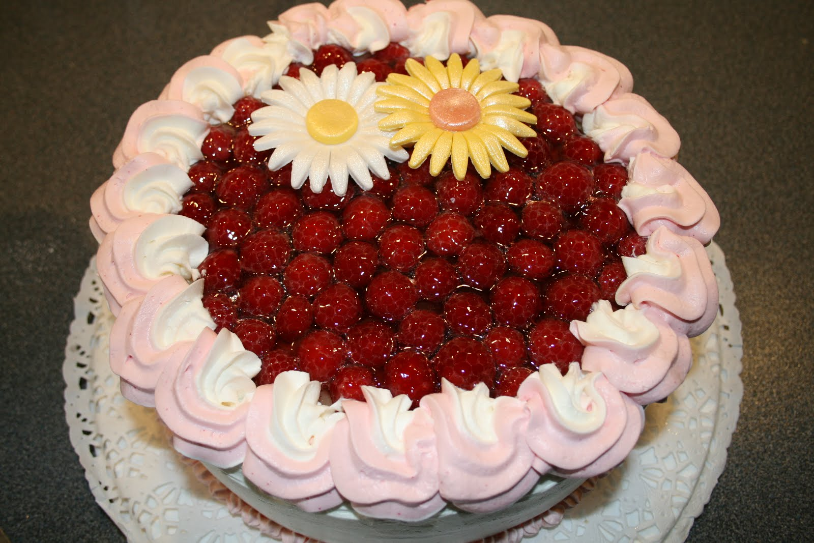 Vadelma-kakku