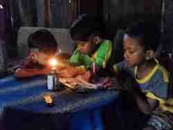 Dua Dusun di NGAWI siap GOLPUT