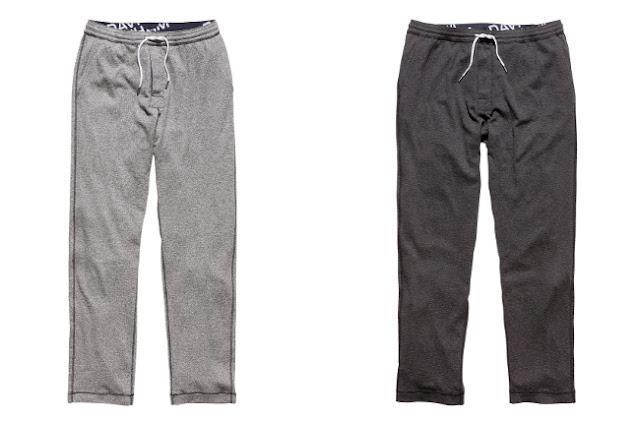pantalon pijama bodywear beckham con cordon