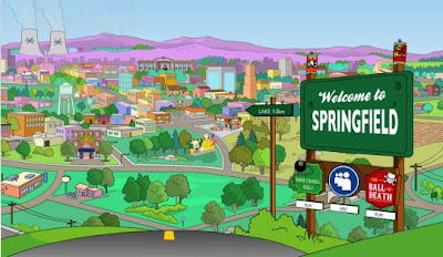 Springfield è in Oregon
