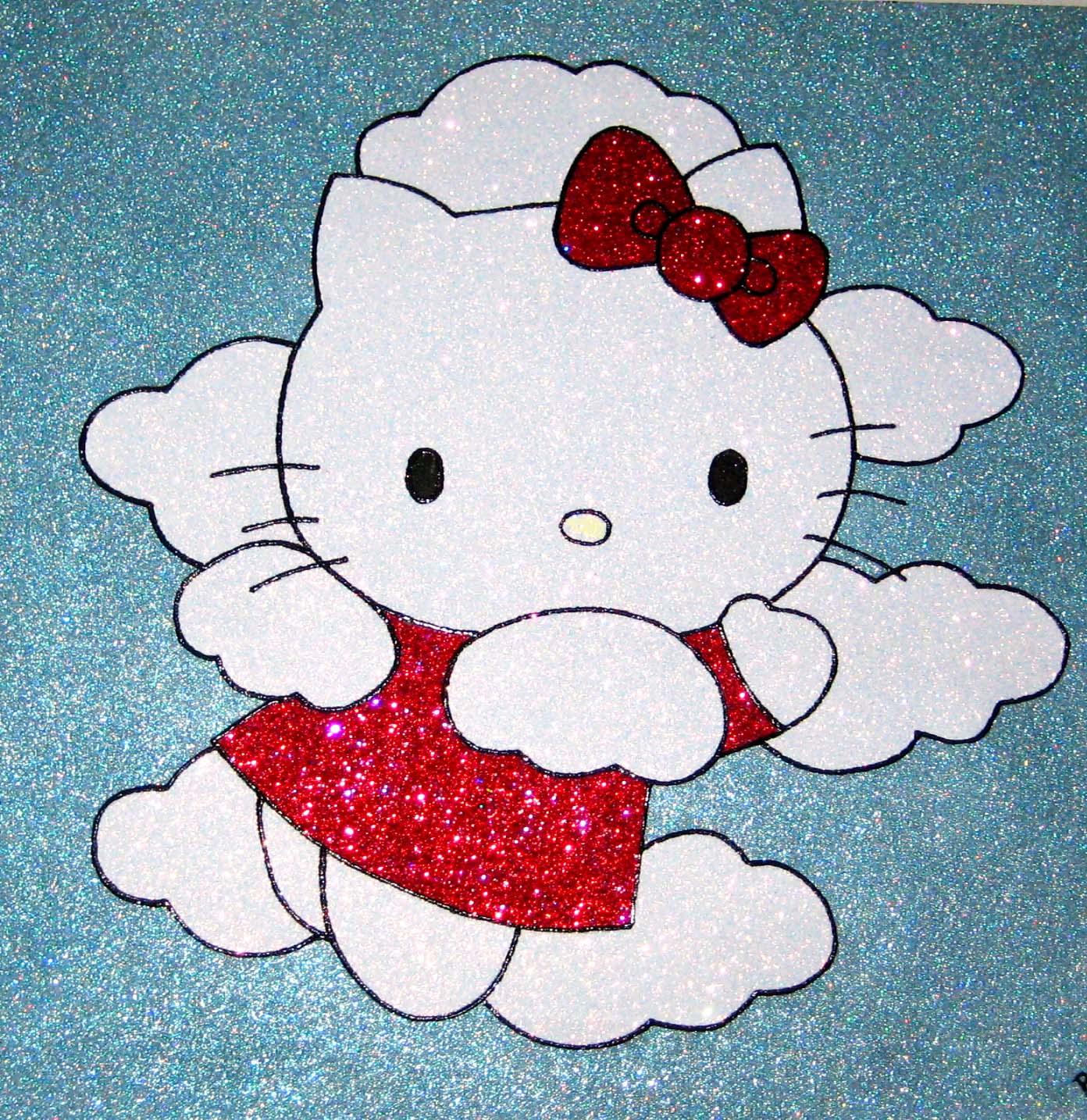 Chapter 15 O Kitty Glitter Art