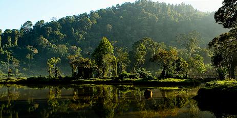 Tempat Wisata di Sukabumi Situ Gunung