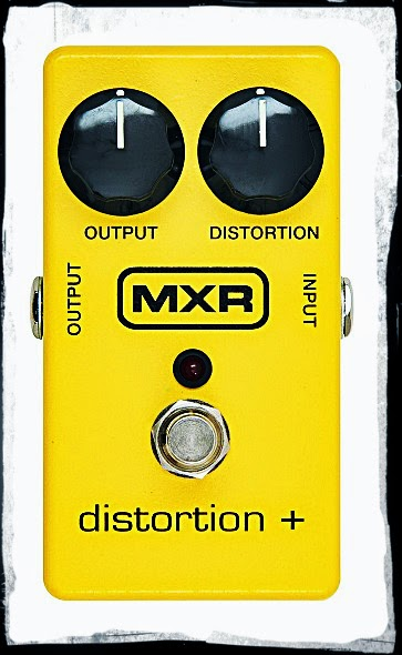 Deal on Dunlop MXR Distortion Pedal