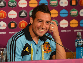 Spanish Football transfer rumours 2012