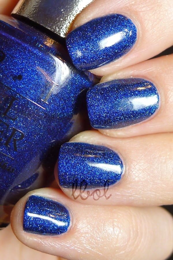 OPI DS Fantasy Swatch