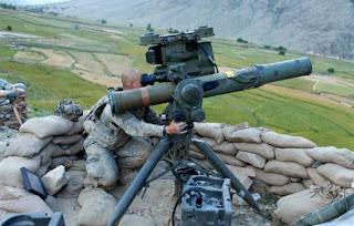Rudal anti tank BGM-71 TOW