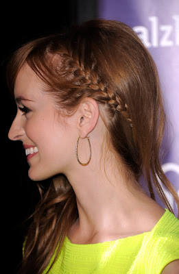 Ahna O'Reilly hairstyles