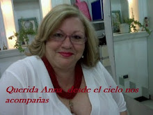 Homenaje postumo a nuestra querida Anna de Colo: